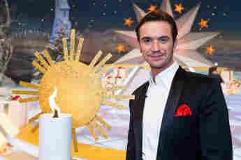 """Florian Silbereisen beim """"Adventsfest der 100.000 Lichter"""""""