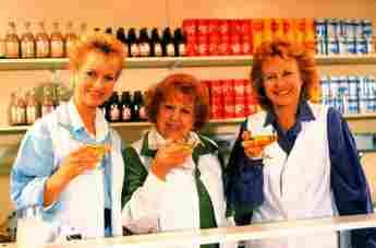 Brigitte Mira, Birgitte Grothum, Gabriele Schramm: Die drei Damen vom Grill