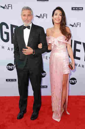 George und Amal Clonney