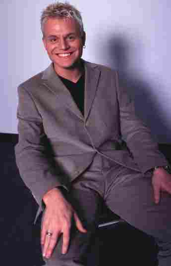 So sah Guido Cantz vor 15 Jahren aus
