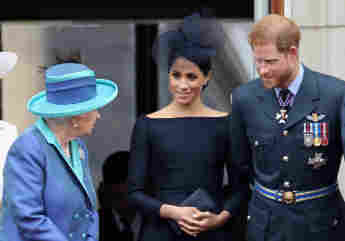 Harry & Meghan zeigen erstes Foto von Baby Lilibet der Königsfamilie WhatsApp Gruppenchat Bildnachrichten 2021