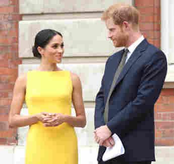 Prinz Harry und Herzogin Meghan ermutigen die Amerikaner, zum Wählen zu gehen
