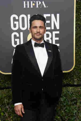 James Franco, Golden Globes