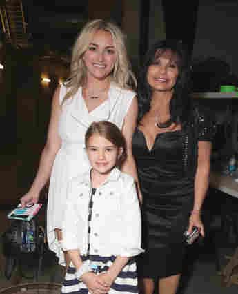 Jamie Lynn Spears Tochter Maddie wurde in einen Unfall verwickelt  Maddie Briann Aldridge, Lynne Spears ATV