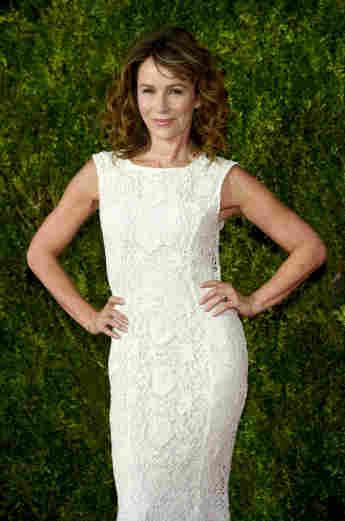 Jennifer Grey bei den Tony Awards