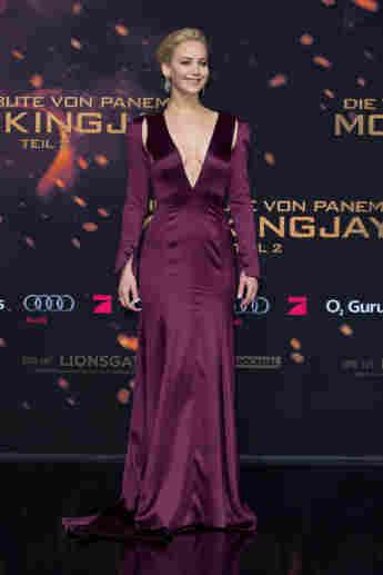"Jennifer Lawrence ""Tribute von Panem"" ""Katniss Everdeen"""