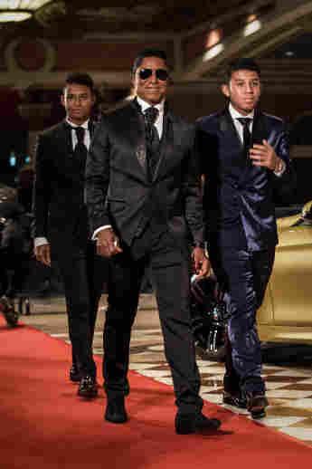 Jermaine Jackson hat eine wahre Großfamilie