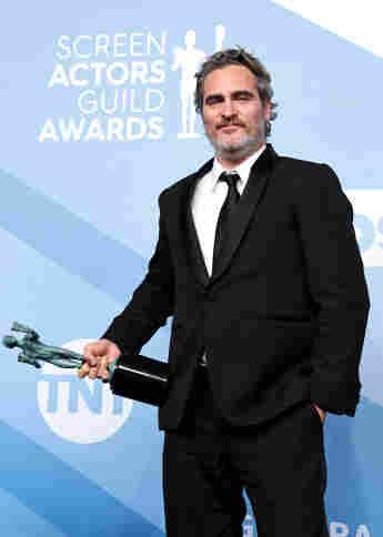 Joaquin Phoenix; SAG Awards