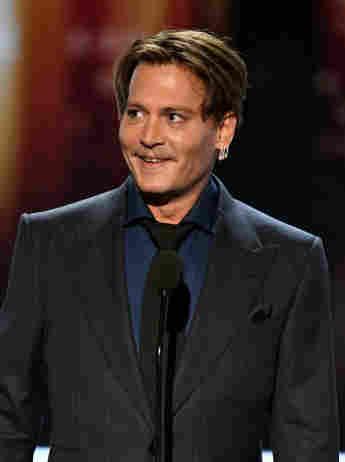 Johnny Depp People's Choice Awards