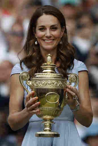 """Kate Middleton überrascht Wimbledon-Fans mit erhebender Botschaft: """"Wir werden wieder zurück sein"""""""