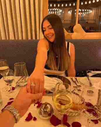 Katharina Eisenblut wird bald heiraten