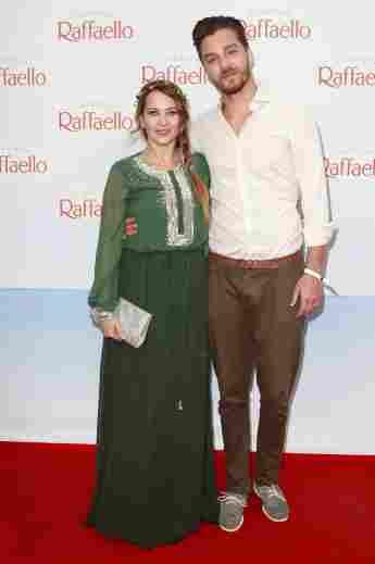 Laura Osswald und Krishan Weber sind seit Dezember verheiratet