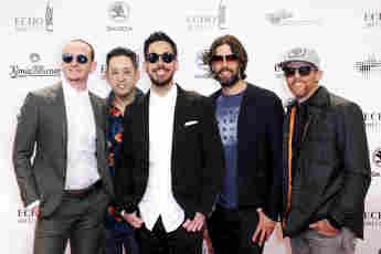 Linkin Park Chester Bennington