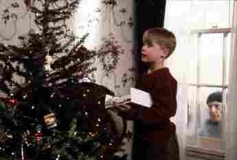 """Macaulay Culkin in """"Kevin - Allein zu Haus"""" jung Kind Klein"""