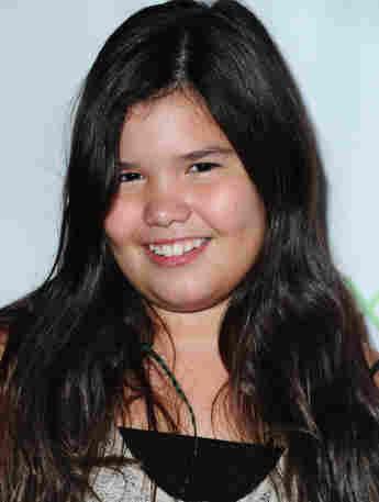 """Juanita Solis""-Darstellerin Madison De La Garza"