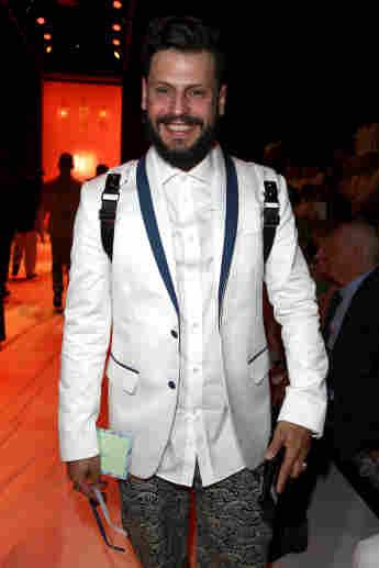 Manuel Cortez bei einer Veranstaltung