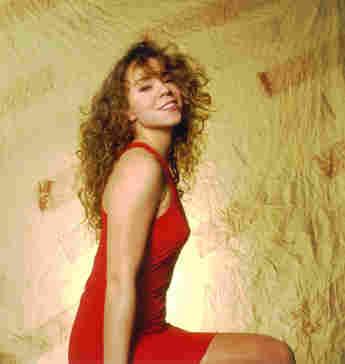 Mariah Carey vor ihrer Brust-OP