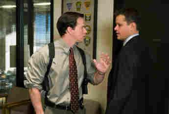 Mark Wahlberg Matt Damon The Departed