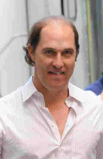 "Matthew McConaughey in ""Gold"""