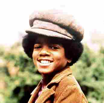 Michael Jackson im Jahr 1970