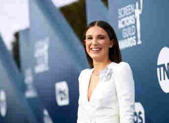Millie Bobby Brown; SAG Awards 2020