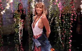 Paris Jackson mit sexy Sideboob auf New York Fashion Week