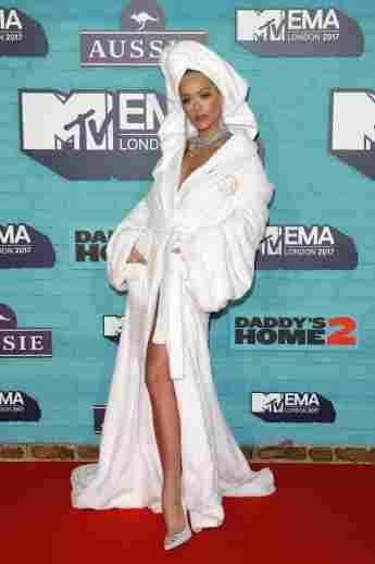 Rita Ora war der Host der MTV Europe Music Awards