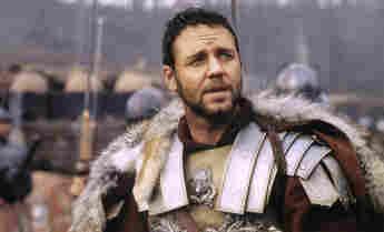 """Russell Crowe """"Maximus"""" in dem Film """"Gladiator"""""""