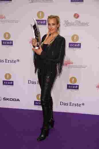 Sarah Connor hat einen ECHO 2016 gewonnen