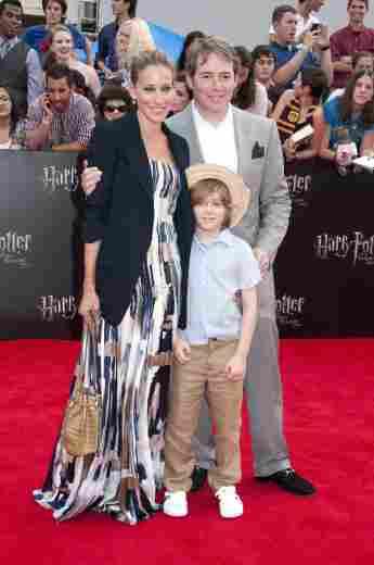 So süß sah Sarah Jessica Parkers Sohn im Jahr 2011 aus.