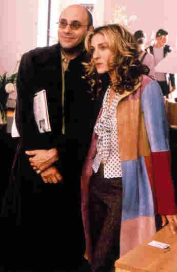 """""""Sex and the City"""": Sarah Jessica Parker und Willie Garson"""