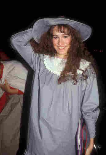 Sarah Jessica Parker in jungen Jahren
