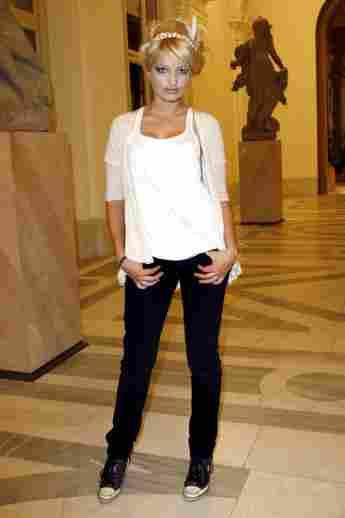 Sarina Nowak im Jahr 2009