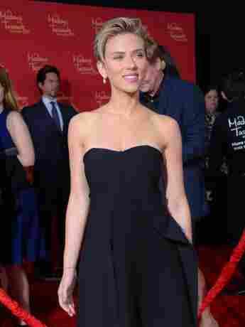 Scarlett Johansson zeigt ihren perfekten Körper
