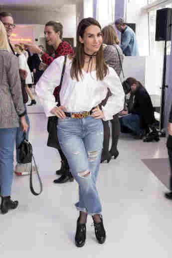 Sila Sahin GZSZ Fashion Week Berlin