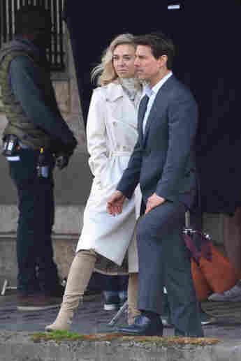 Vanessa Kirby und Tom Cruise sollen sich daten