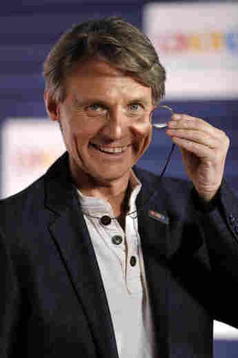"Wolfgang Bahro alias ""Jo Gerner"" aus GZSZ beim RTL Spendenmarathon im November 2016"