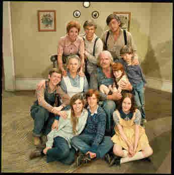 """""""Die Waltons"""" zählt zu den beliebtesten Serien der siebziger und achtziger Jahre"""