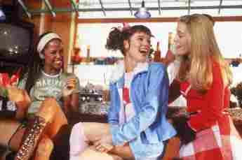 """""""Dionne"""", """"Amber"""" und """"Cher"""" waren in einer Clique"""