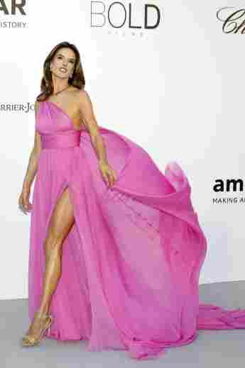 Alessandra Ambrosio, Alessandra Ambrosio in Cannes, Alessandra Ambrosio Cannes 2018, Alessandra Ambrosio Outfit