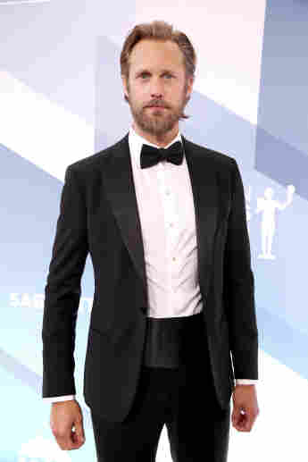 Alexander Skarsgard bei den Screen Actors Guild Awards 2020