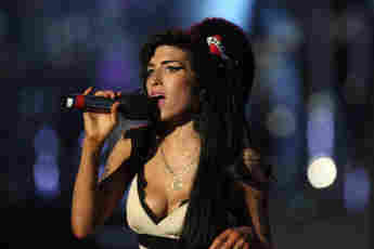 Amy Winehouse beim 46664 Concert: In Celebration Of Nelson Mandela's Life am 27. Juni 2008