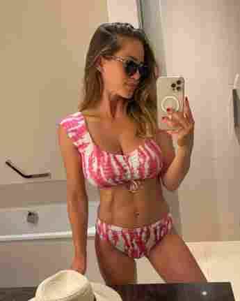 angelina pannek bikini