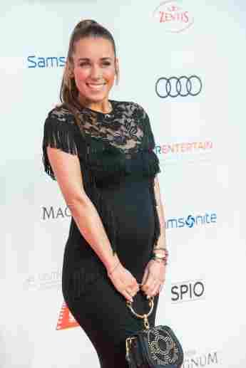 Annemarie Carpendale schwanger Baby