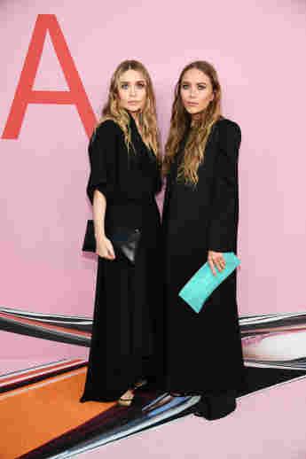 Ashley und Mary-Kate Olsen bei den CFDA Fashion Awards am 3. Juni 2019 in New York City