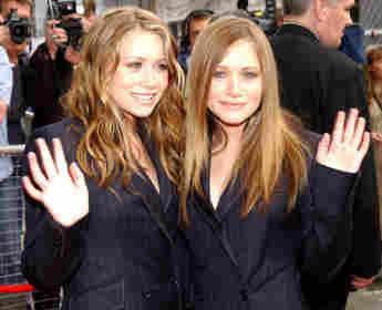 Ashley Olsen und Mary-Kate Olsen 2002