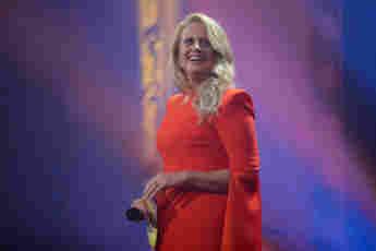 """Barbara Schöneberger bei der Show """"GQ Men of the Year Award"""""""
