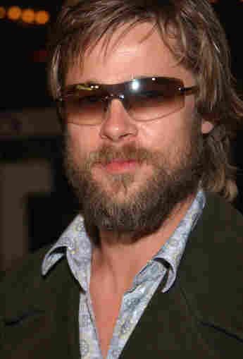 Brad Pitt im Jahr 2002