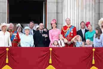 britische Royals Königsfamilie
