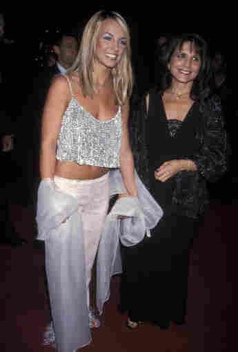 Britney Spears Mutter Lynne Spears 2000
